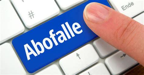 Verbraucherzentrale Musterbrief Bei Abofalle musterbrief abofalle gmx 28 images vorsicht abo falle