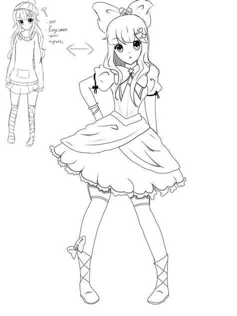 the gallery for gt anime drawing ideas easy