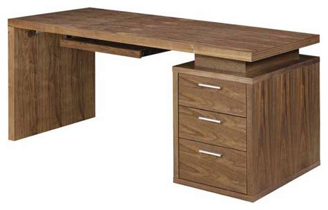 Modern Wood Office Desk Pdf Diy Modern Home Desk Office Mission Writing Desk Plans Furnitureplans