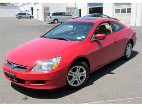 2007 honda accord specs 2007 honda accord ex l coupe data info and specs