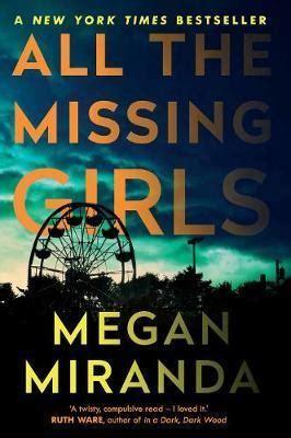 Pdf All Missing Megan Miranda all the missing megan miranda 9781786491961