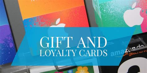 Offer Gift Cards For Your Business - why your business should offer gift and loyalty cards due