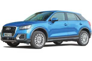 audi q2 suv review carbuyer