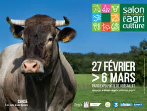 flyer salon international de l agriculture 2016 parc
