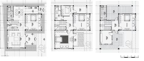 Philadelphia Row Home Floor Plan With Garage by Row House Floor Plans Architectural Designs