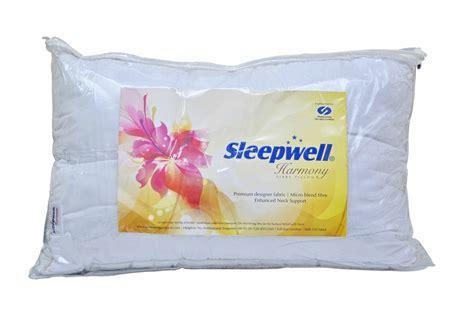 Sleepwell Pillows Shopping by Fibre Pillow Jeyabharatham Furniture
