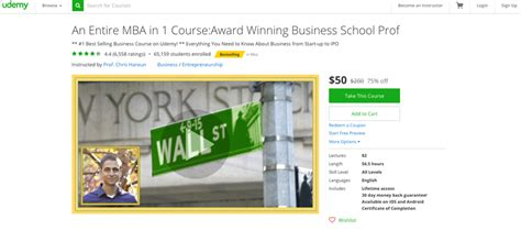 Udemy Entire Mba 1 Course by 10 Classes To Boost Your Career This Week The Muse