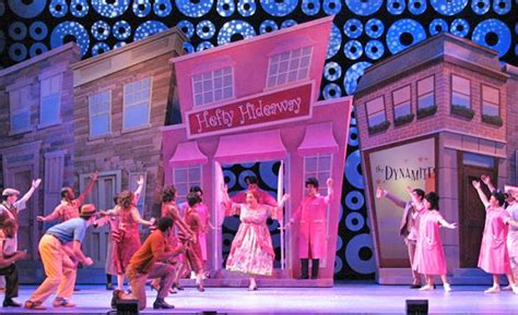 musical set hairspray the musical set design search