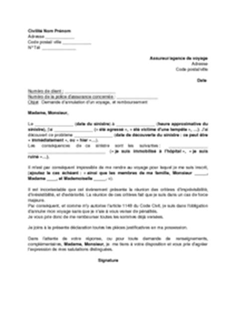 Lettre De Motivation De Voyage Modele Attestation Employeur Annulation Conges Document