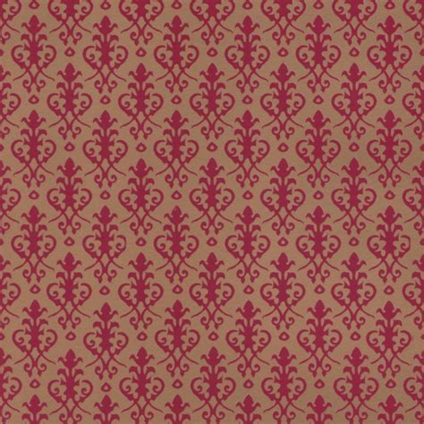 Victorian Dolls House Wallpaper Red On Gold Wallpaper Tiles Diy280rg From