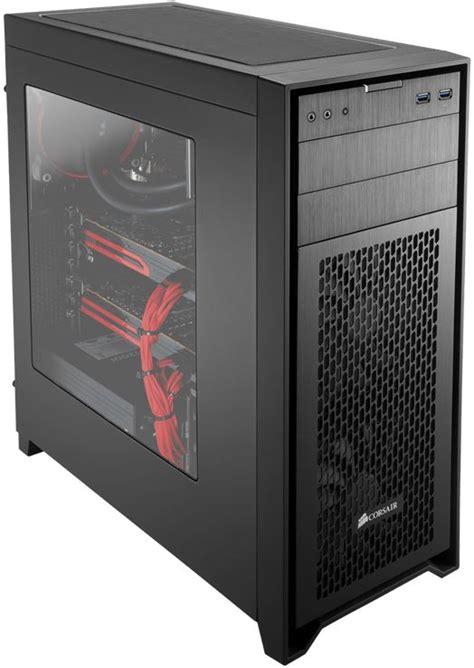 Corsair Carbide 88r Casing Komputer M Atx Mini Itx best mid tower pc gaming cases 2017 2018 techy