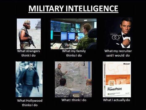 Military Memes - military intelligence military humor