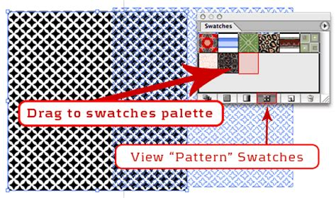 new pattern swatch illustrator the power and ease of patterns in illustrator bittbox