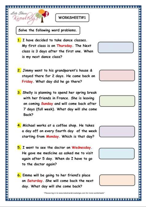 Grade 3 Math Problem Solving Worksheets by Problem Solving Grade 3 Boxfirepress