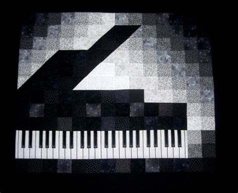 pattern piano and keyboard review piano quilt pattern art wall hanger topper