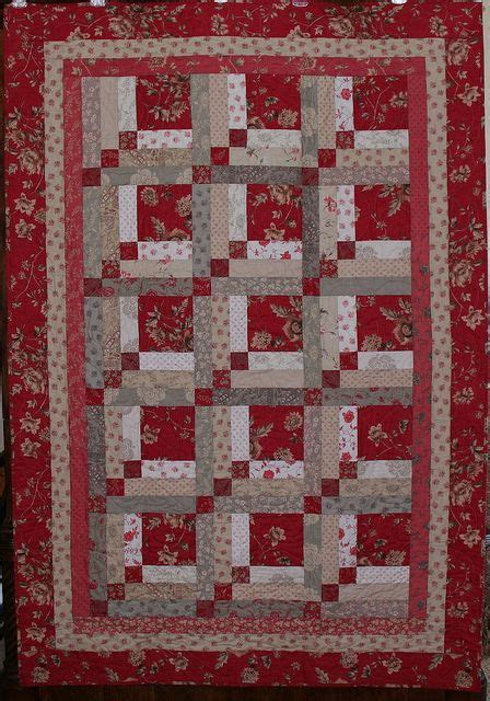 quilt pattern variations quilt pattern is upstairs and downstairs a log cabin