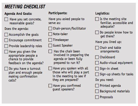 conference room setup checklist conference room checklist pictures to pin on pinsdaddy