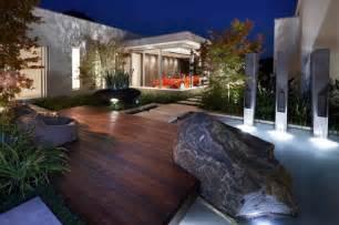 spot led ext 233 rieur 45 id 233 es sur l 233 clairage de jardin moderne