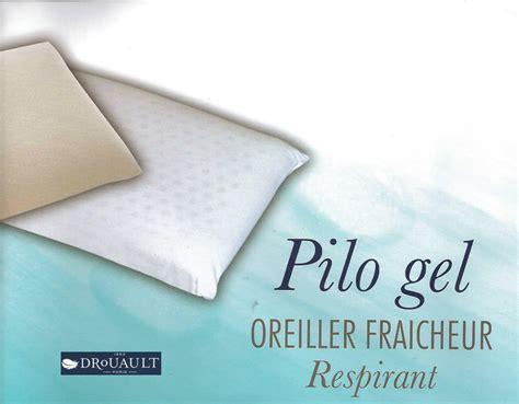 Oreillers Drouault by Oreiller Drouault Pilo Gel 40x60