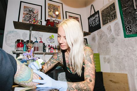 nyc tattoo shops best shops in new york city to get inked at