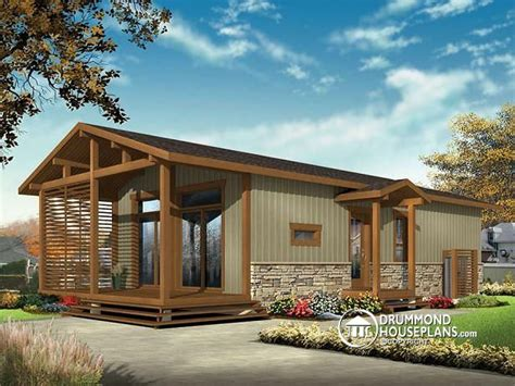 Small Rustic House Plans by House Plan W1907 Detail From Drummondhouseplans Com