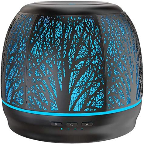 whispering woods essential oil diffuser ultrasonic
