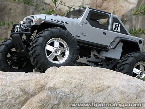 Savage Jeep Hpi Jeep Wrangler Rubicon Savage T Maxx Clear Review