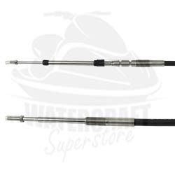 sea doo jet boat steering cable replacement sea doo jet boat steering cable 180 challenger 277001766