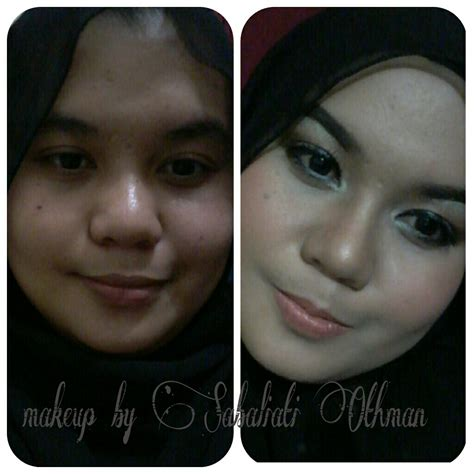 Bedak Maybeline White diary of cik tomato play with makeup brown eye