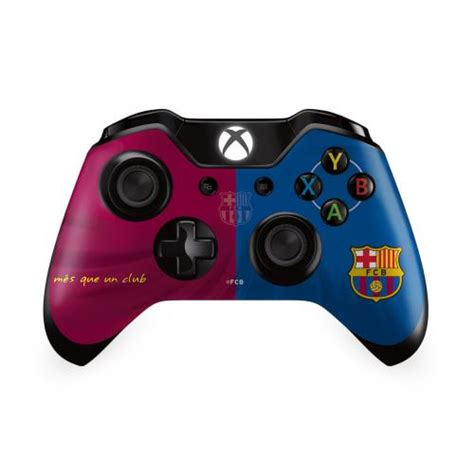 Barcelona Xbox Controller | barcelona xbox one controller skin sticker