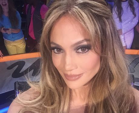 Jlo Ready For Up by Showing Some Insanely Make Up Is