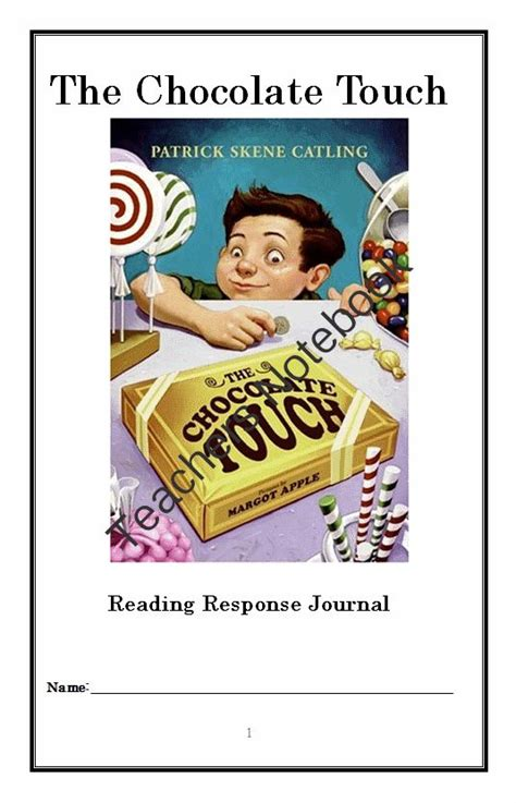 the chocolate touch book report response to literature essay the tell tale