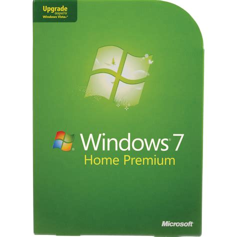 microsoft windows 7 home premium 32 or 64 bit gfc 00020 b h