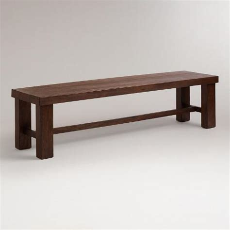 the bench market francine dining bench world market