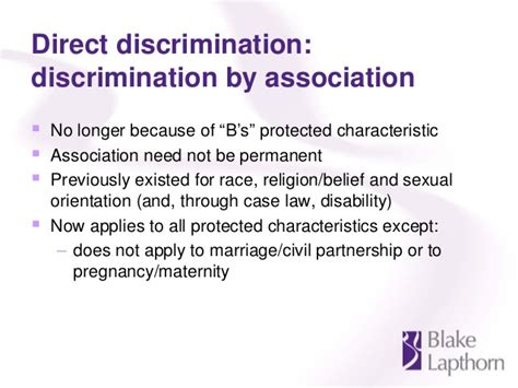 section 6 of the equality act 2010 blake lapthorn equality act 2010 presentation on 17
