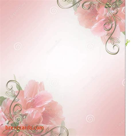 Wedding Invitation Card Background by Wedding Invitation Card Background Free Card Design Ideas