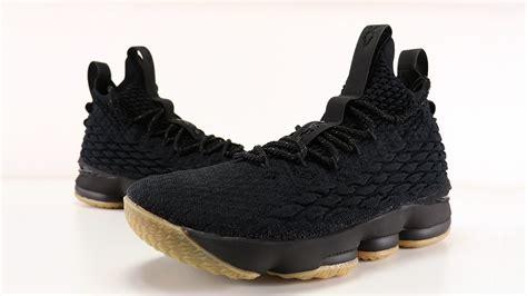 nike zero imagenes nike lebron 15 black gum review on feet youtube