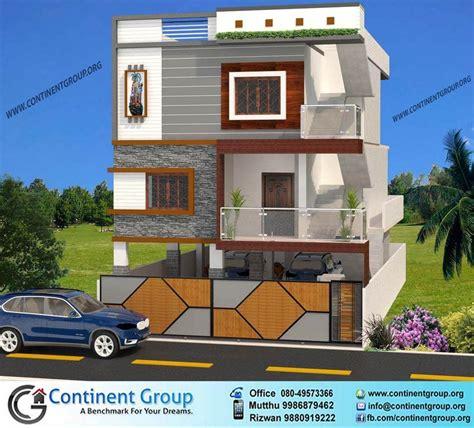 front elevation ground   building elevation