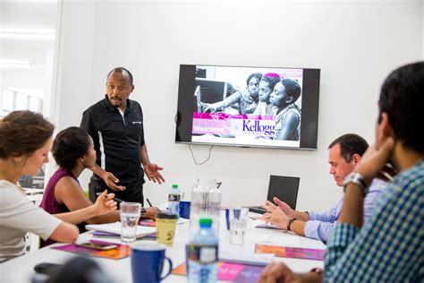 Kellogg Mba Class Visit by Kellogg Students Visit Ytf In Kenya A Note From Najah