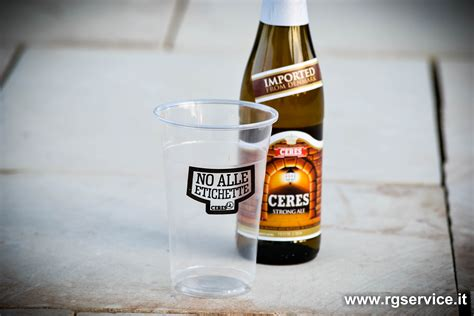 bicchieri per birra bicchieri birra monouso in e polipropilene