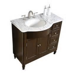 1 4 inch depth bathroom vanity tsc