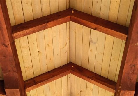 Putting Wood On Ceiling by Wood Ceiling Installation Bob Vila