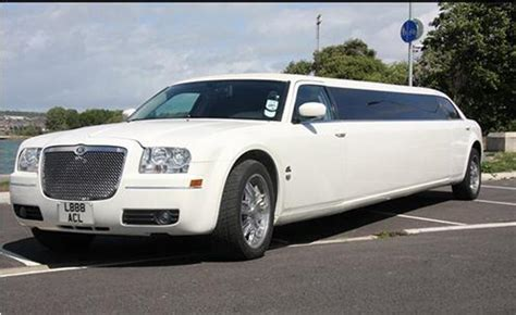Wedding Limo Prices by Stretch Chrysler Limousine Wedding Limousine Hire In