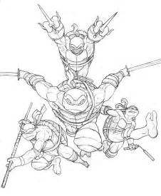 rocksteady tmnt 2015 coloring pages coloring pages