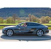 Audi A7 Drives Itself And Us On Public Roads  Auto Express