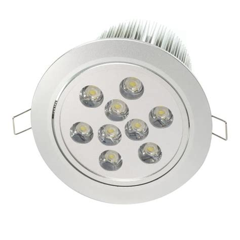 Tool To Change Light Bulbs In High Ceilings by 5 4 Quot Recessed Light For Flat Or Sloped Ceilings 9 Led