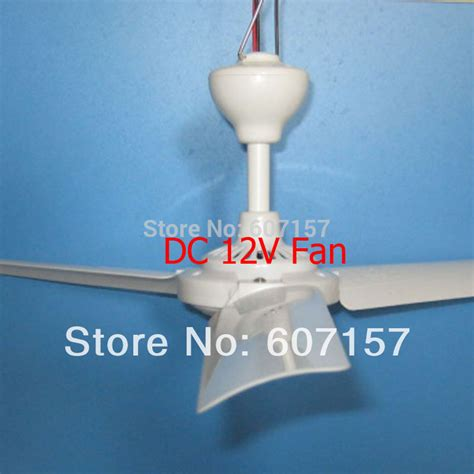 Noisy Ceiling Fan Motor by Lbsolar 5w Dc 12v Mini Solar Dc Ceiling Fan White Plastic