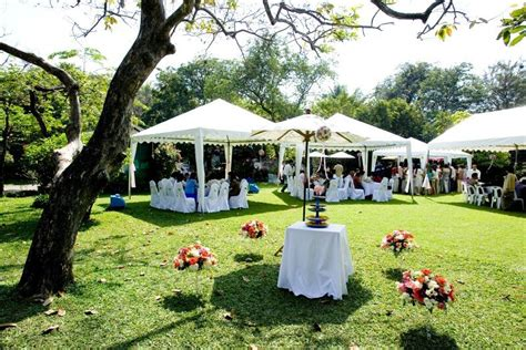 backyard wedding tent markos events event design and floral styling the