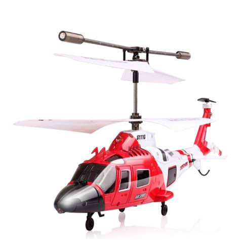Helicopter Sensor Tangan Helicopter Mini Sensor syma s111g gyro electric 3ch 3 channel metal infrared mini micro coaxial best rc helicopter