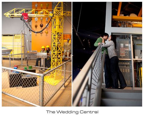 liberty science center wedding liberty science center engagement